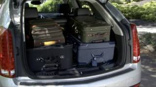 2010 Cadillac SRX - Cargo Capabilities