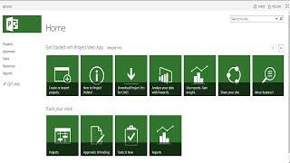 Erstellen Sie Neue Project Web App-PWA-Instanz in Project Online