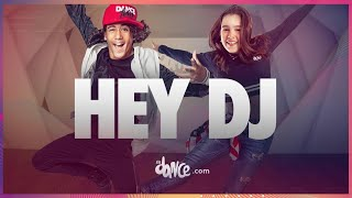 Hey Dj - Cnco, Meghan Trainor, Sean Paul  Fitdance Teen Kids Coreografía Dance