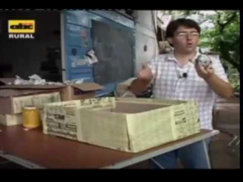 Como hacer un horno solar en casa youtube for Como hacer piscicultura en casa