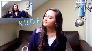 Rude - MAGIC! (Cover by Holly Sergeant) Female Version