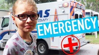 🚨SCARY BIRTHDAY EMERGENCY!🚑