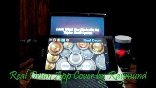 Taylor Swift - Look What You Made Me Do ( Cover by J.Fla & Real Drum App Cover by Raymund)
