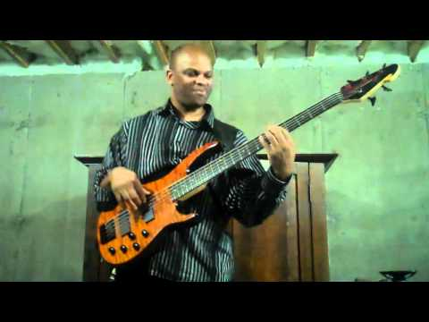 Debarge - I like it - Bass Cover Bsmooth512