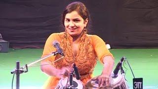 Tabla Juglebandhi- Kumar Pandit, Reshma Pandit Live Program At Raipur Chhattisgarh 2016