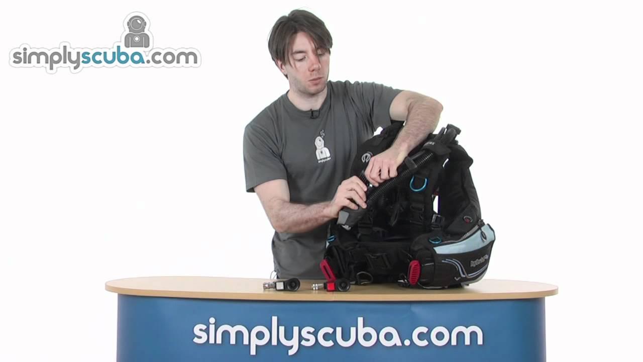 Dive Alert Scuba BCD Surface Signalling Device Air 2 Duo Air Atomic