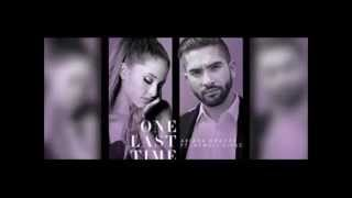 Kendji Girac Feat Ariana Grande - One Last Time [Exclu]