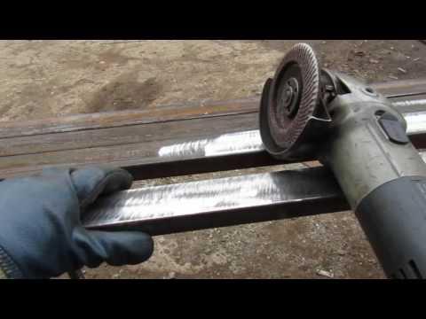 Зачистка металла Рекомендации Подготовка
