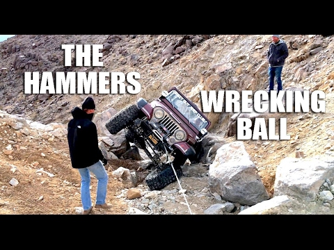 The Hammers: Wrecking Ball