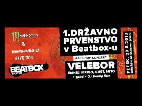 Beatbox Battle Slovenia (radio commercial)