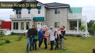 Gambar cover Review Airbnb Jeju, Korea