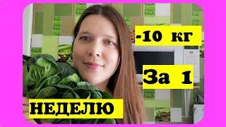 постер к видео Я открою секрет похудения бесплатно  ️-10 кг за 1 неделю.