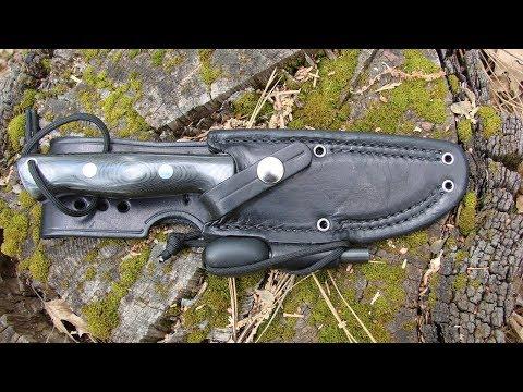 Нож для выживания   BRAVO 1