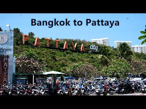 Bangkok to Pattaya by Minivan, Visit Thailand 9