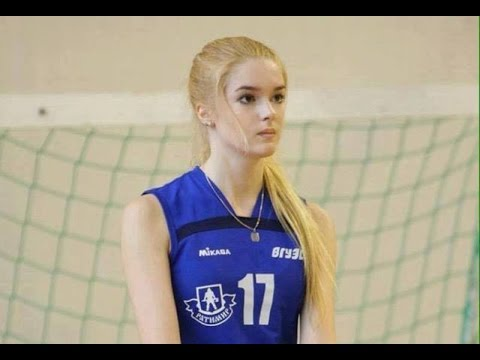 Alisa Manyonok - The most beautifull Voley Ball player in the world