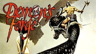 LGR - Demon's Forge - Apple II Game Review