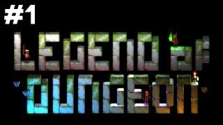 Let's Try/Play Legend of Dungeon - Part 1
