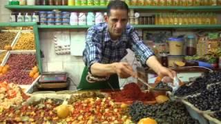 Ramadan & les olives au Maroc