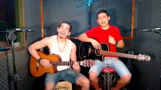 A Mala é Falsa - Felipe Araújo part. Henrique e Juliano (Cover) Henrique e Maurício