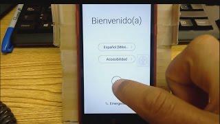 Eliminar cuenta de Google LG K4, K7, K8, RISIO, G5, X STYLE  100% Efectivo