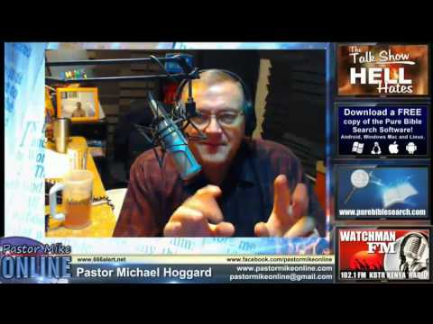 Pastor Mike Online 12-27-16, Israel's Journey Through The Wilderness
