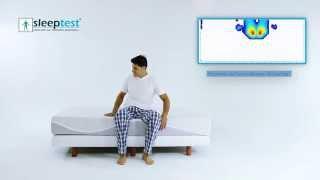 Sleep Test® con colchón Biocelular® (Javier)