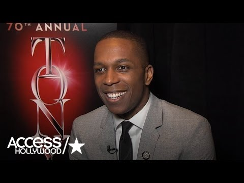 'Hamilton': Leslie Odom, Jr. Shares The Secret Behind Playing Aaron Burr | Access Hollywood