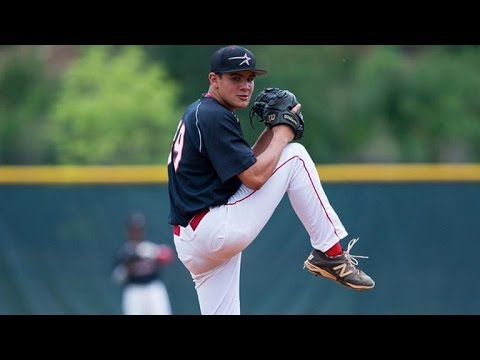 High School Pitcher Strikes Out 21 in a Game