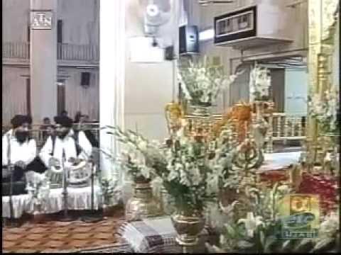 Shabad: Jin Ke Chole Ratdey - Bhai Satwinder Singh Ji and Harvinder Singh Ji