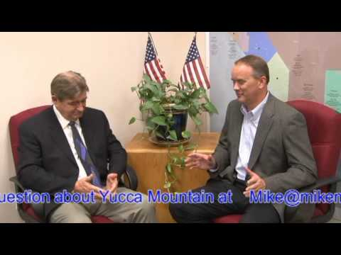 Interview With The Former Chief Scientist Of Yucca Mountain