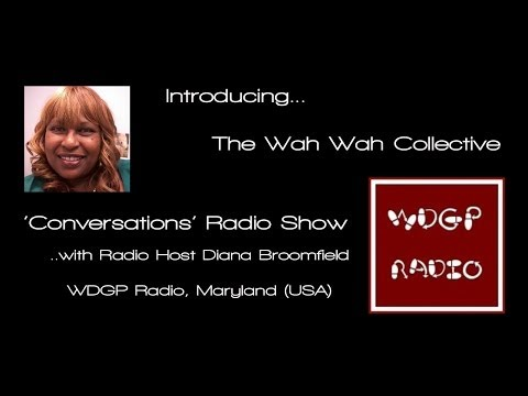 The Wah Wah Collective Interview on WDGP Radio (Maryland)