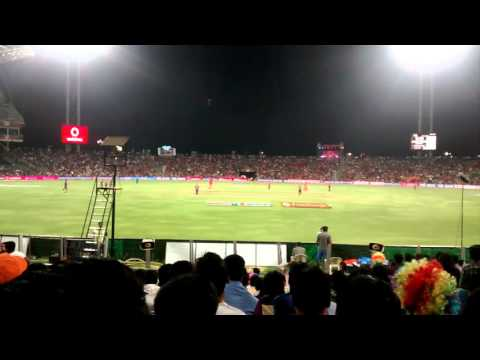 This Is How A Cricket Match Actually Looks From The Stadium!