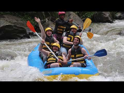 Bali 2018 Scooter riding, White water rafting, ATV riding, water park