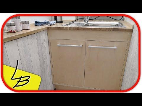 Küche aus Multiplex selber bauen | WSV