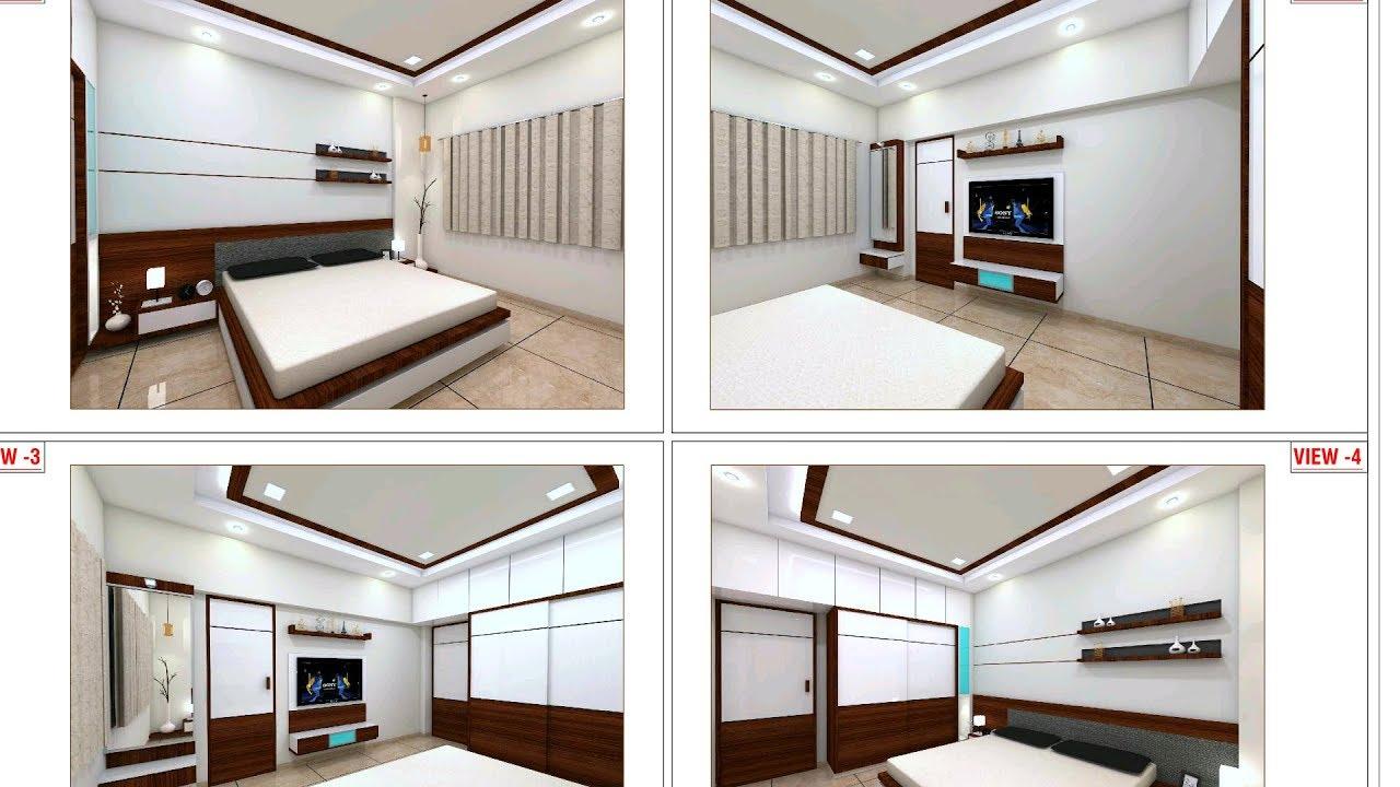 Bedroom Design Bedroom Tour 13 10 Small Bedroom Design Idea Bedroom Design In India Youtube