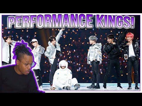 Reacting To BTS 2018 MAMA | Fake Love + Anpanman + Intros