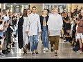 Hed Mayner | Menswear | Spring/Summer 2018 | Paris Fashion Week