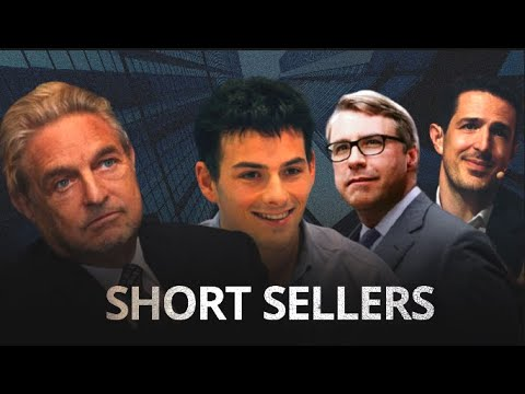 Short Sellers - The Anti-heroes of Financial Market
