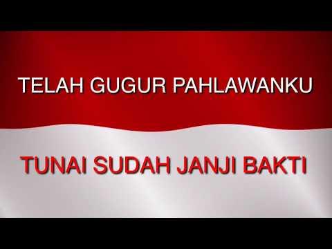 Gugur Bunga - Shanna Shannon Lirik