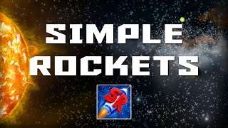 SimpleRockets Now On Steam
