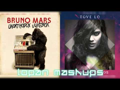 Talking Natalie- Bruno Mars vs. Tove Lo (Mashup)