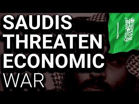 Saudis Threaten Economic War Over Journalist Murder