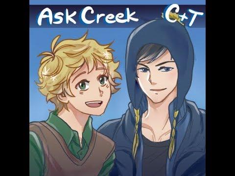 Ask Creek ♥ ¡Preguntas y Respuestas para Tweek y Craig! [Comic-dub en Español]