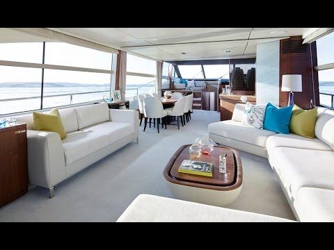 2017 Princess 75 Flybridge Motor Yacht