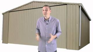 Cheap Sheds - Absco Garages