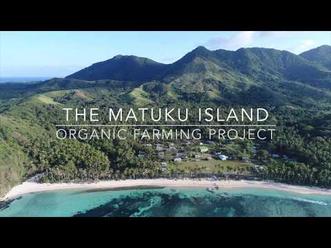 Loving Islands Matuku Organic Farming Project 2017 HD