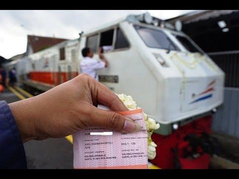 Joglosemarkerto The Newest Train In Indonesia