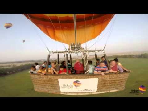 Moringo Organics Ballooning in Dubai