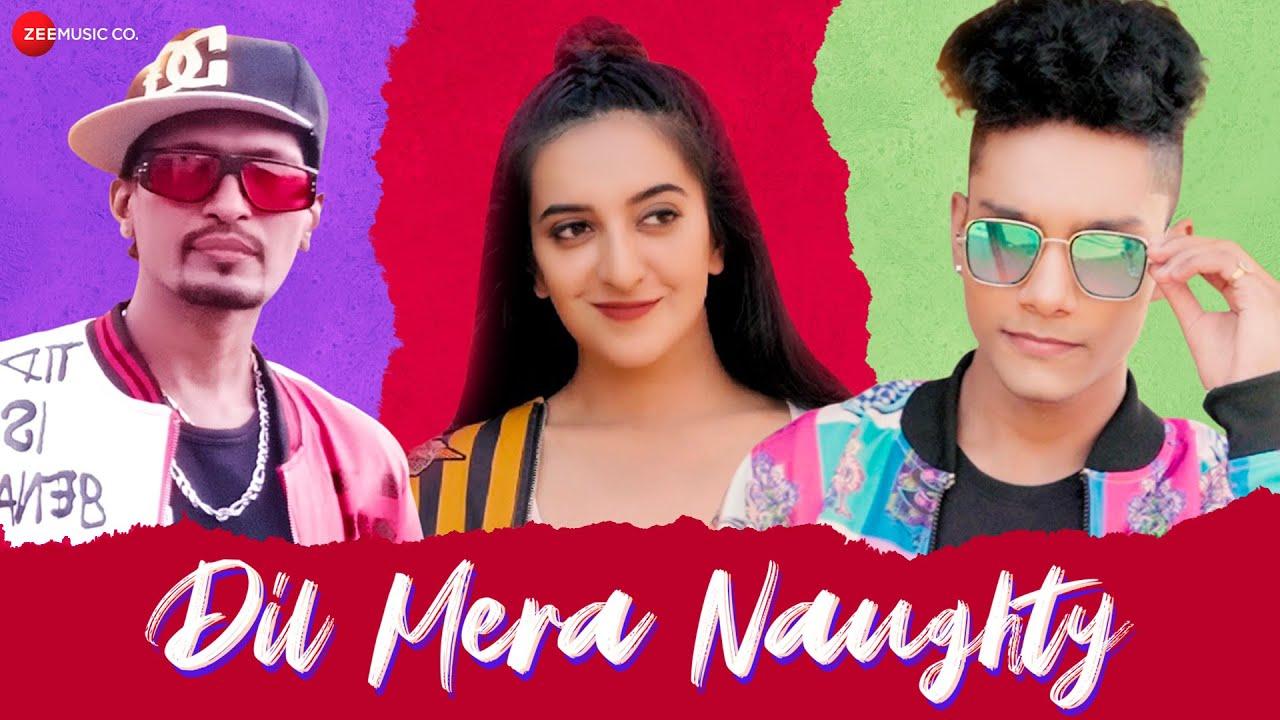 Dil Mera Naughty - Official Music Video | DH Hrmony | Swapnanil Bhadra | Nidhi Gangta
