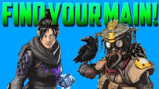 What APEX Legends Character are You? | Who Should You Main?